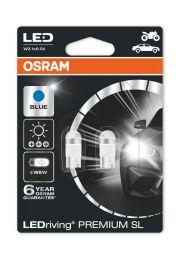 Osram W5W LEDriving Premium