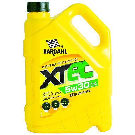 BARDAHL XTEC 5w30 C4 5л