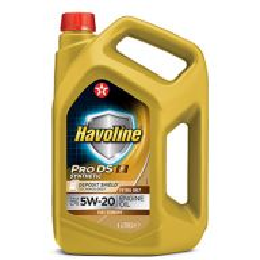Texaco Havoline ProDS F 5w20 синт.4л