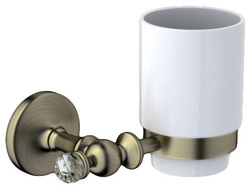 Стакан Art&Max Antic Crystal AM-2668SJ-Br ФОТО