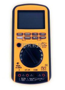 VA-MM38 мультиметр цифровой