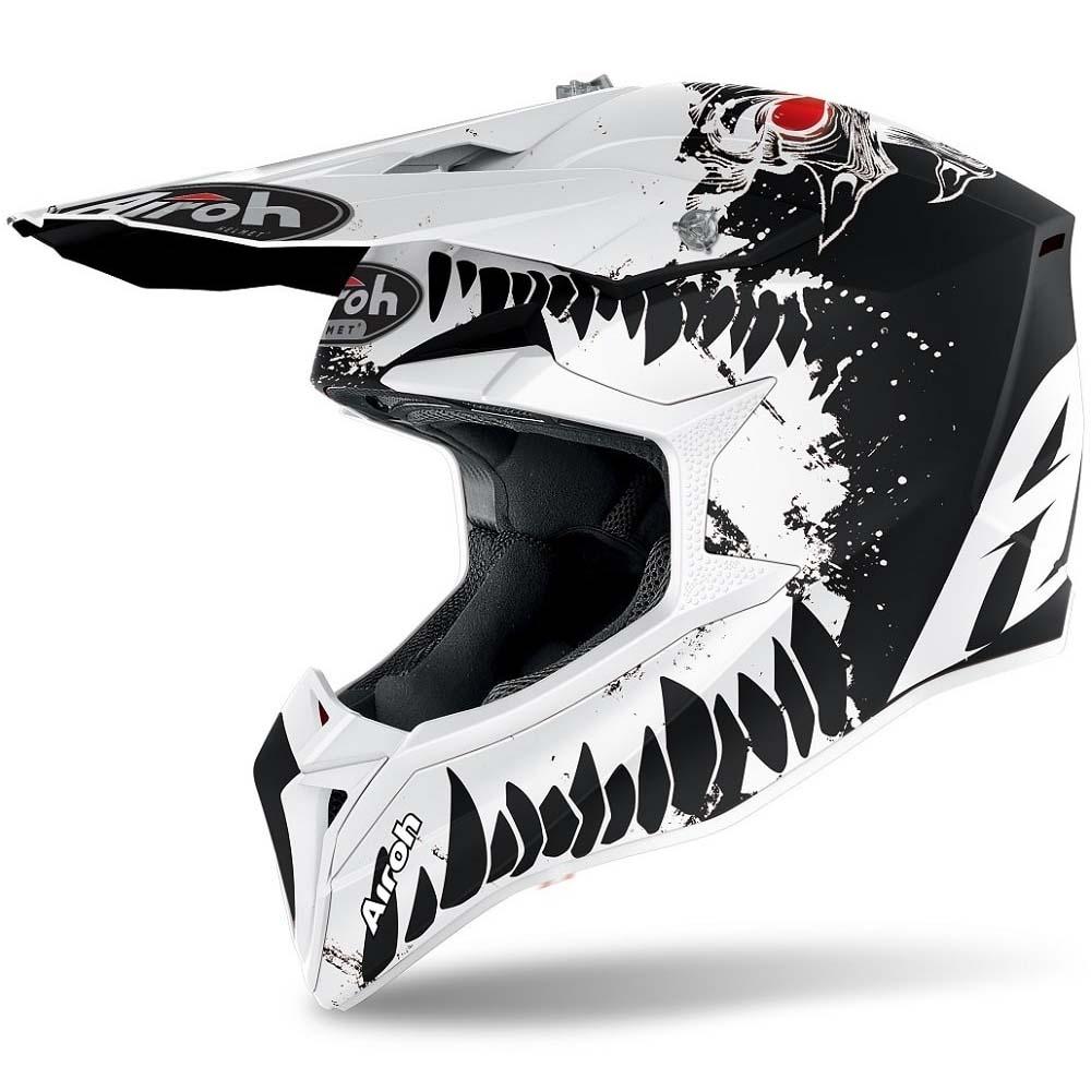 Airoh Wraap Beast Matt шлем внедорожный