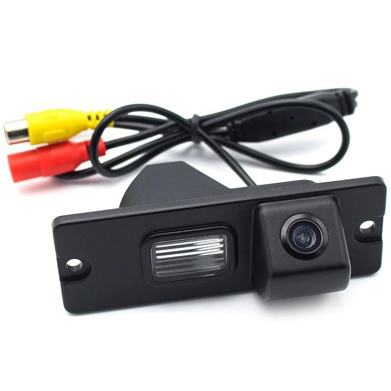 Камера заднего вида Mitsubishi Montero