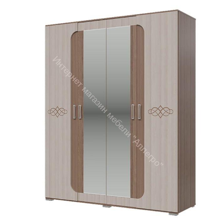 """Шкаф """"Пальмира"""" 4-х дверный"""