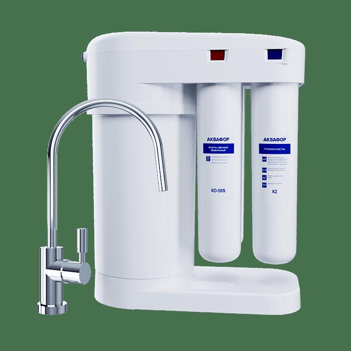 Фильтры для питьевой воды Аквафор