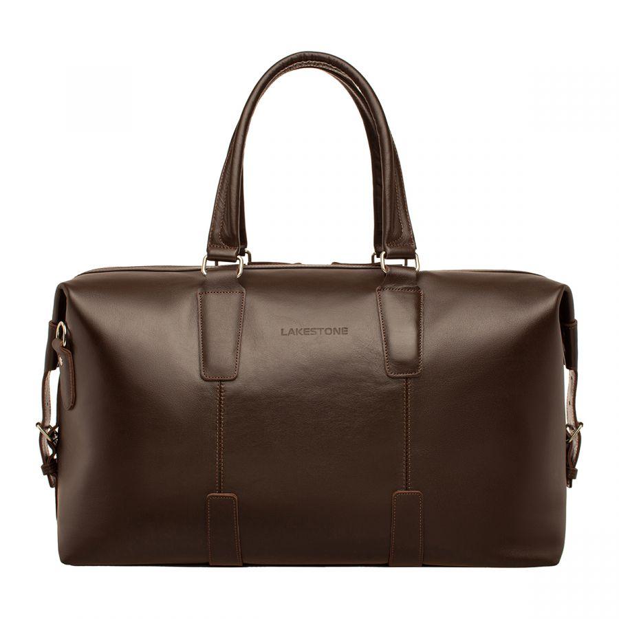 Дорожно-спортивная сумка LAKESTONE Kennard Brown