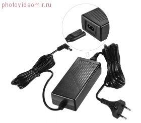 Сетевой адаптер для Yongnuo YN-160 III, YN-600, YN-300 III (12V, 5A)