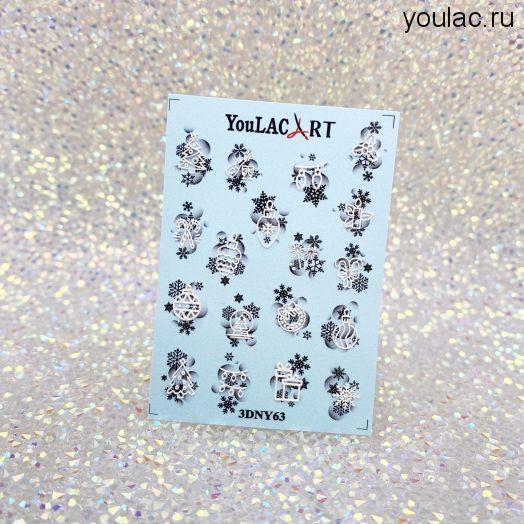 Слайдер YouLAC #3DNY63