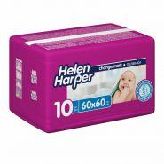 Пеленки Helen Harper 60х60, 10шт