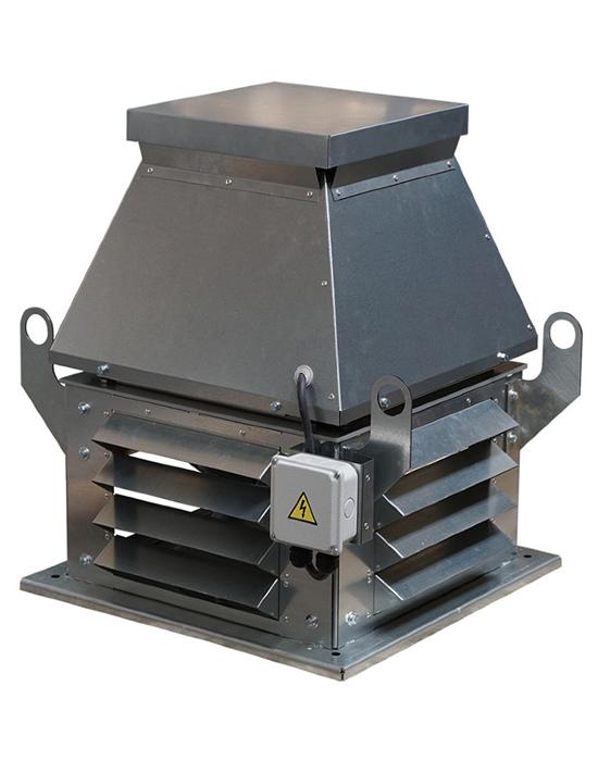 Крышный вентилятор ВКРС-3,55-РЦ-1,0-0,37/1500
