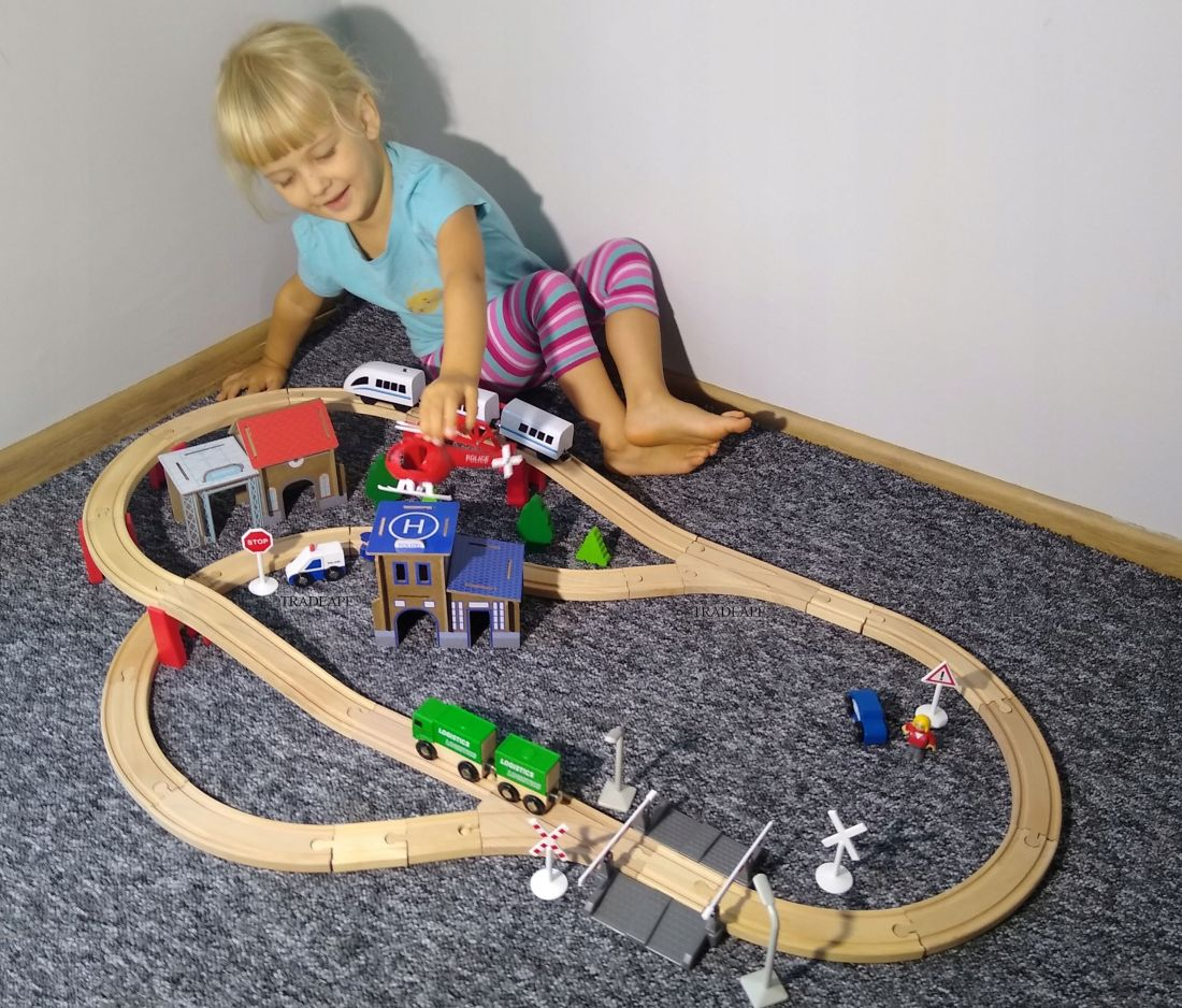 железная дорога APE013028