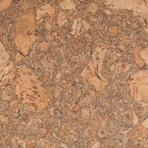 Пробковая стеновая панель Wicanders Dekwall Roots Tenerife Black RY41001
