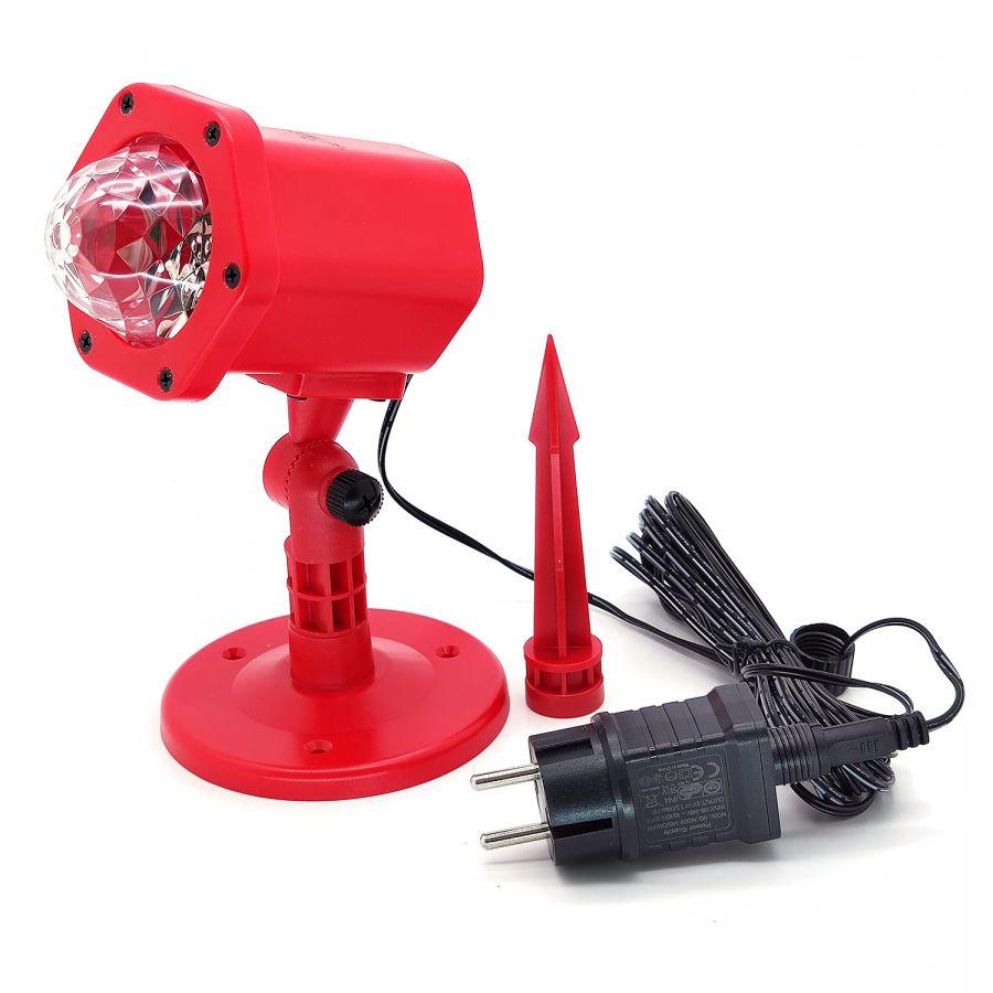 Огонек OG-LDS11 Красная световая установка