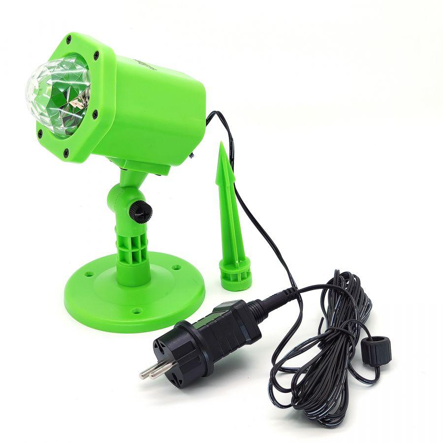 Огонек OG-LDS11 Зеленая световая установка