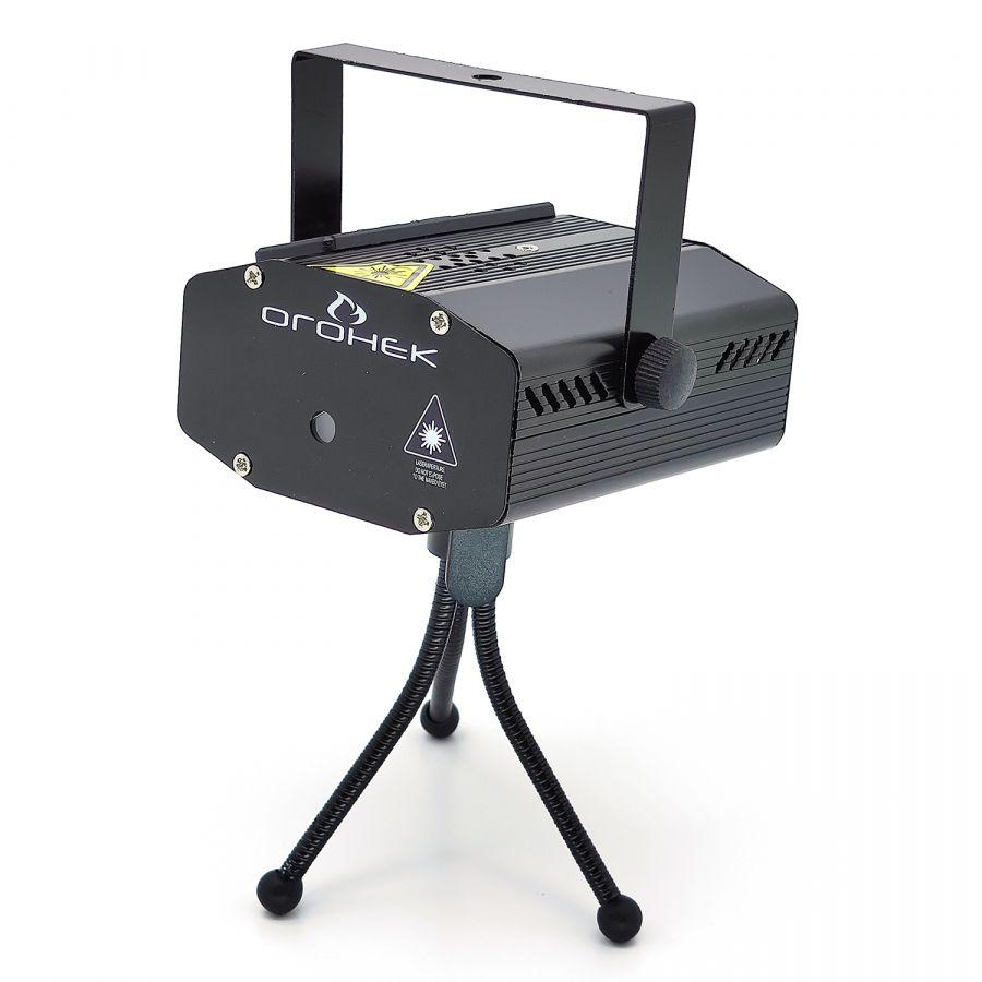 Огонек OG-LDS06 Черная световая установка