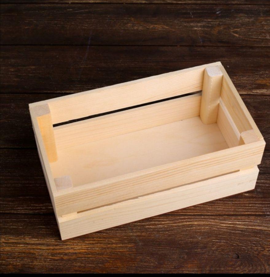 Ящик реечный 24.5×13.5×9 см