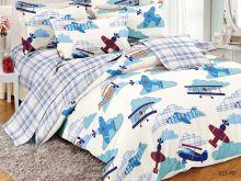 Комплект постельного белья Поплин 1.5 спальный для детей  Арт.53/027-PD