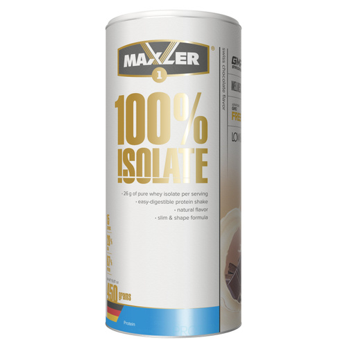 Maxler - 100% Isolate