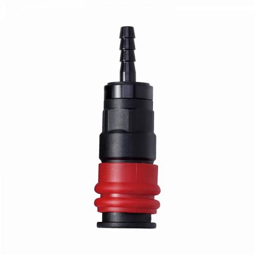 Муфта быстросъемная F>8 мм, композитная MIGHTY SEVEN SY-3213H