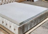 Матрас Стандарт ППУ 18 см., чехол в цвет кровати