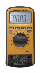 VA-MM40 мультиметр цифровой с повышенной защитой