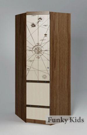 Шкаф угловой - мебель Пираты ПР-11