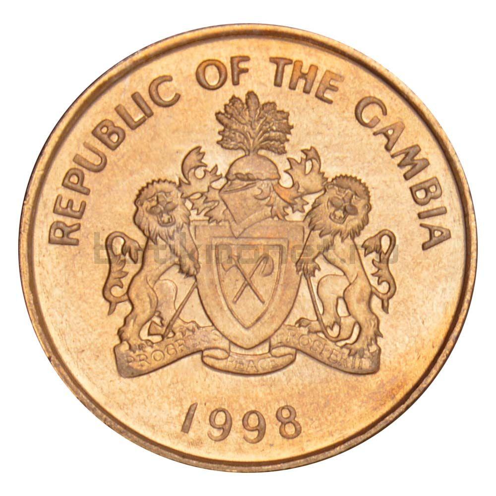 5 бутутов 1998 Гамбия