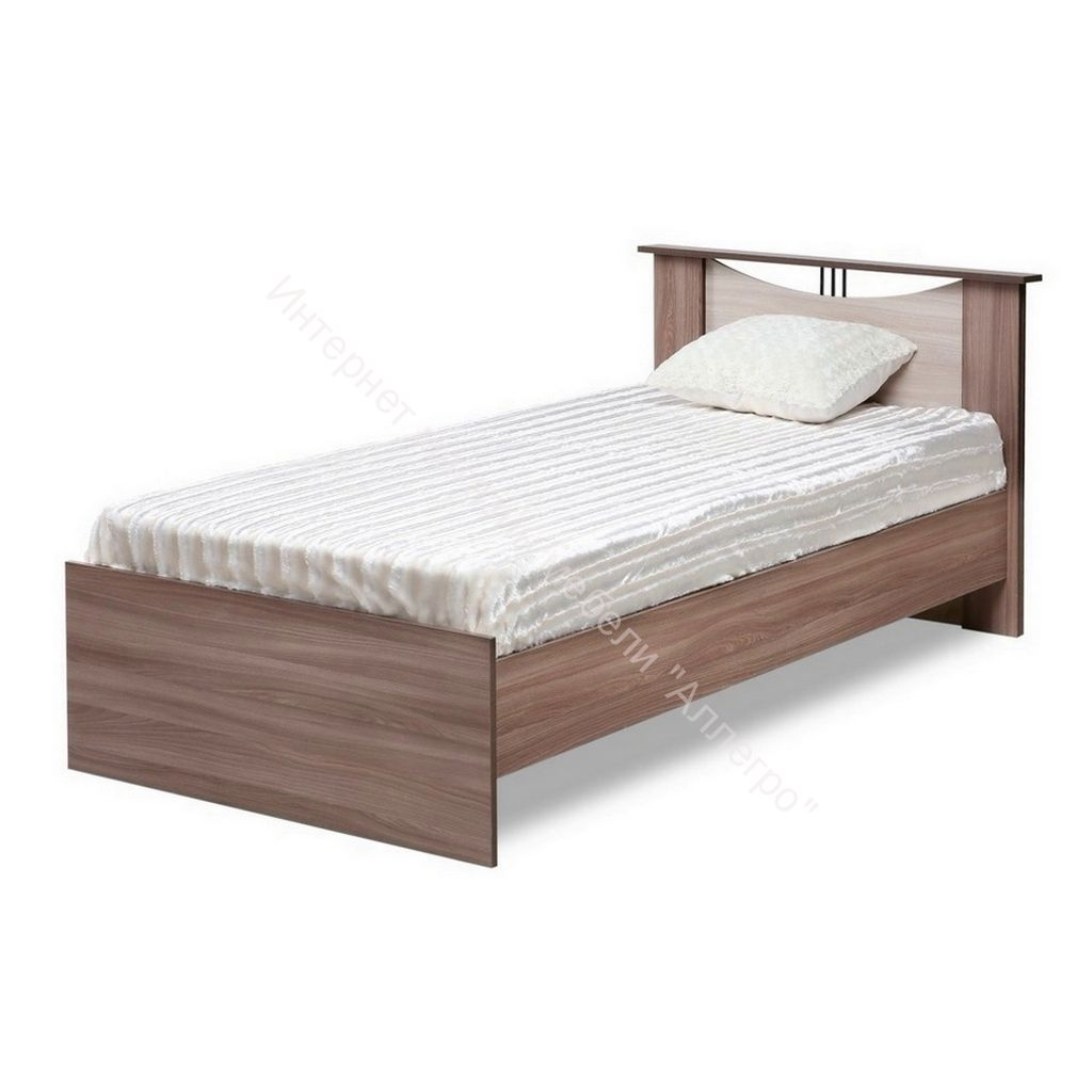 Кровать Бэлла 0,9