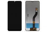 LCD (Дисплей) Samsung A107F Galaxy A10s (в сборе с тачскрином) (black) Оригинал