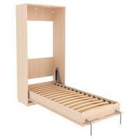 Кровать подъемная 900 мм К02 (молочный дуб)