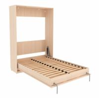 Кровать подъемная 140 мм (вертикальная) Арт. К01 в цвете молочный дуб