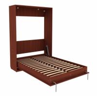 Кровать подъемная 140 мм (вертикальная) Арт. К01 в цвете итальянский орех