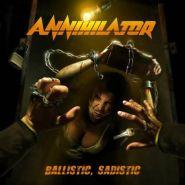 ANNIHILATOR - Ballistic, Sadistic 2020