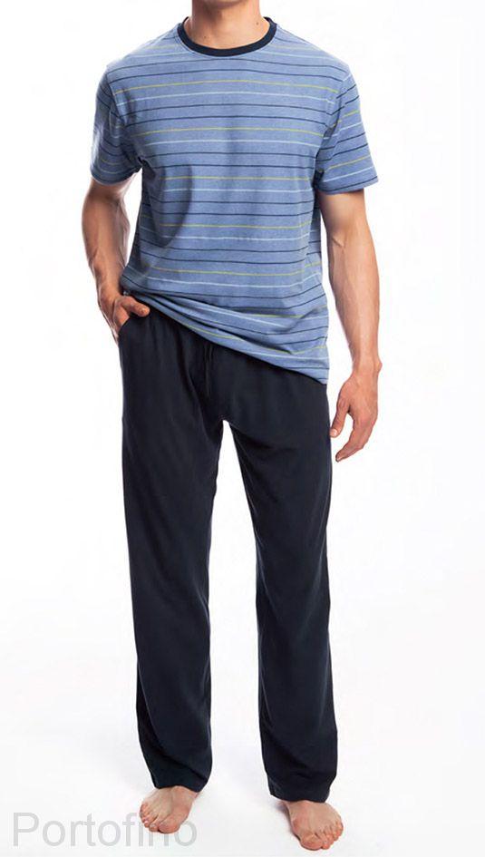 NMP-336 Пижама мужская Stripes