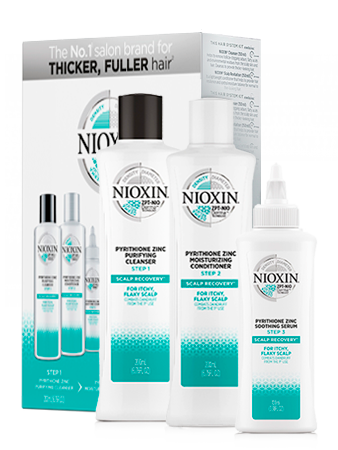 NIOXIN Scalp Recovery Система против перхоти