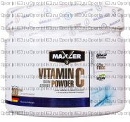 Maxler Vitamin C Sodium Ascorbate Powder 200 гр.)