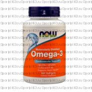 NOW Omega 3 1000 мг. (100 капс.)