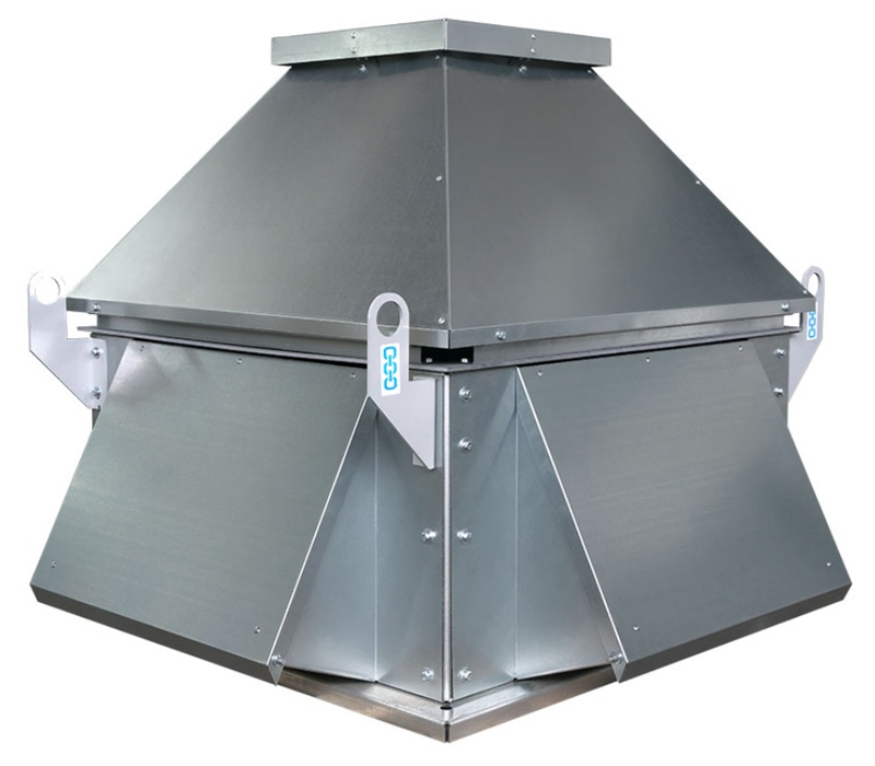 Крышный вентилятор ВКРФ-5,0-РН-1,0-3,0/1500