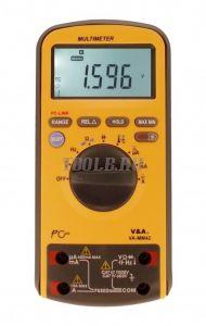 VA-ММ42 мультиметр цифровой с повышенной защитой