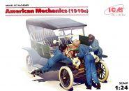 Фигуры, Американские механики (1910-е г.г.)