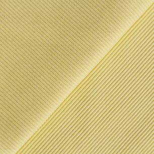 Лоскут трикотажной ткани кашкорсе - Лимонный