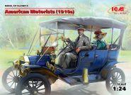 Фигуры, Американские автолюбители (1910-е г.)