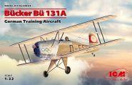 B?cker B? 131A, Германский учебный самолет