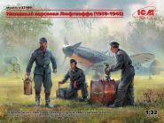 Фигуры, Наземный персонал Люфтваффе (1939-1945) (3 фигуры)