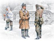 Пехота РККА, 1939-1942, фигуры