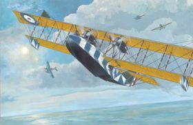 Самолет FELIXSTOWE F.2A LATE VERSION