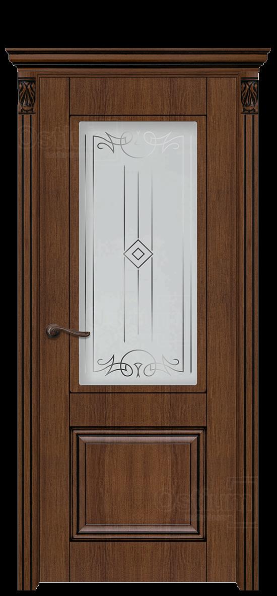 Межкомнатная дверь ВЕРСАЛЬ 2 ДО