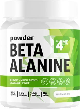 4Me Nutrition Beta Alanine