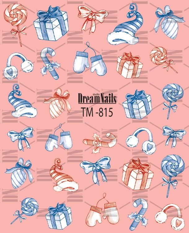 Слайдер Dream Nails TM-815
