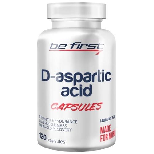 Be First - D-Aspartic caps